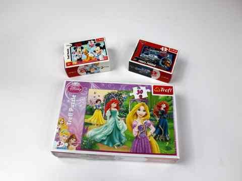 Puzzle - różne typy i rozmiary