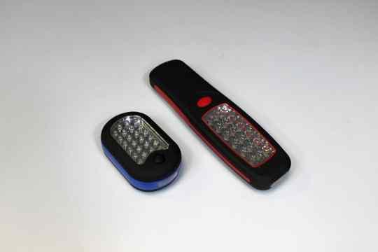 Lampa warsztatowa LED